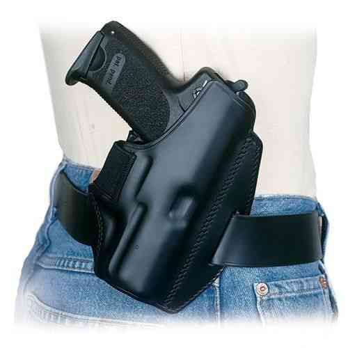Sickinger Leder Holster QUICK DEFENSE verdecktes Tragen